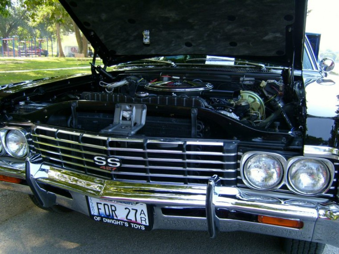 """Why """"Supernatural\'s"""" 1967 Impala SS is More Character Than Car ..."""