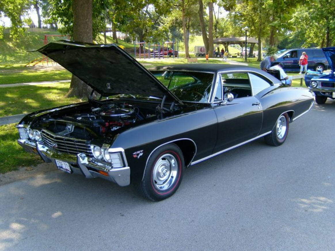 "Why ""Supernatural\'s"" 1967 Impala SS is More Character Than Car - The ..."