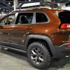 Mopar Jeep Cherokee Trail Carver Cuts a Path All its Own at SEMA 2013