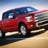 2015 Ford F-150 Debuts at NAIAS