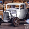 1932 Ford 5-Window Coupe Body Shell Now Available to Car Enthusiasts