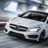 2014 Mercedes-Benz CLA-Class Overview