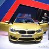 BMW NAIAS Display: Electrifying and Sleek
