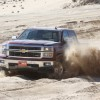 Four Wheeler magazine's 2014 Pickup Truck of the Year – the Silverado