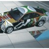 David Hockney BMW Art Car Returns for Paris Photo Los Angeles