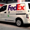 FedEx Express Puts All-Electric Nissan e-NV200 to the Test