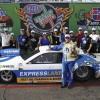 All-Mopar Pro Stock Final in Arizona Fitting Farewell to Dodge Avenger
