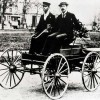 On This Day: Charles Brady King Drives First Automobile in Detroit