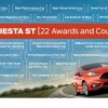 Big Winning: Ford Fiesta ST Awards Put Other Cars to Shame