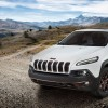 2018 Jeep Cherokee Overview