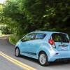 GM and Google Ride-Sharing Program Stars 2015 Spark EV