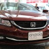 Honda Announces Android Auto for 2016 Model Lineup