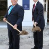 Construction Begins at Mercedes West Coast Regional Facility