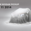 Frontier or Titan? Nissan Teases New Pickup
