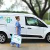 Ford Donates Transit Connect WellCar to University of Kansas