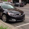 Chevy Announces Standard Automatic Parking Assist on the SS