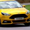 Ben Collins Races 'Gran Turismo 6' Gamer at Goodwood in 2015 Focus ST