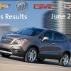 2014 GM June Sales Are Best Since '07