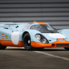 McQueen's 'Le Mans' 1969 Porsche 917K Could Fetch $20M