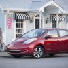 Nissan Provides 13 LEAFs for Vehicle-to-Grid Program