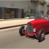 Jay Leno Drives a CHERRY 1932 Ford Highboy Roadster