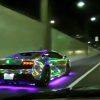 Start Your Weekend Off Right With This LED Lamborghini