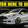 Enter Goodguys Rod & Custom Association's Ford Fiesa Giveaway