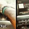 LeBron James Drives Kia K900