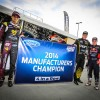 Ford Wins Fourth GRC Manufacturers' Championship