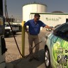 2015 Bi-Fuel Chevy Impala Runs on Beer and Feces