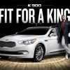 LeBron James Endorses the Kia K900