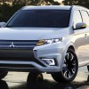 Outlander PHEV Concept-S Unveiled, is Handsome