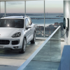 Porsche Cayenne S E-Hybrid Debuts in Paris
