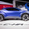 Toyota at the Paris Motor Show: Hybrid Crossovers, Fuel Cell Sedans, and More
