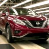 2015 Murano Production Underway in Canton, Miss.