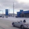 The Stig and Darth Vader Drive a Porsche 550 Spyder in Saskatoon, Saskatchewan