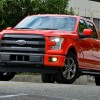 2015 F-150 Named Official Vehicle of The 2015 International CES