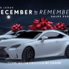 Like Big Bows on Cars? Check Out The Lexus December to Remember Ads