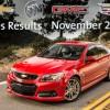 GM's November Sales Prove The General's Still Got It