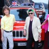 Rolling Stones-Autographed Jeep Renegade Is Being Auctioned Off for Charity