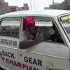 [VIDEO] Man Drives Backwards on Highways in India