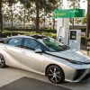 Toyota Asks Congress to Support Hydrogen Refueling Infrastructure