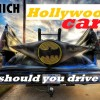 [QUIZ] Which Famous Car Should You Drive?