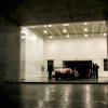 Nissan Tweets Mysterious Race Car Photo, Presumably in Bruce Wayne's Bat Cave