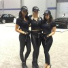 BMW's Highlights at the Chicago Auto Show Include Hot Security Guards