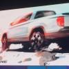 Next-Gen Honda Ridgeline Teased in Chicago