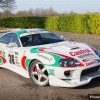 Toyota UK to Auction Castrol Supra for Red Nose Day