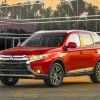2016 Mitsubishi Outlander Debuts in New York