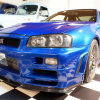 Nissan Skyline GT-R Driven by Paul Walker in <i>Fast &#038; Furious</i> is For Sale
