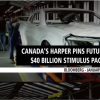 Canadian PM Stephen Harper Awfully Proud of Camaro that's Leaving Canada